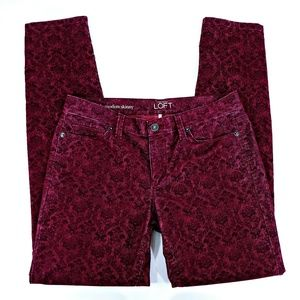 Ann Taylor LOFT Women's Modern Skinny Pants - 24/7